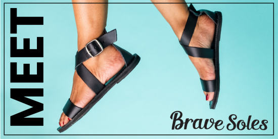 Favourite Sustainable Brand: Brave Soles